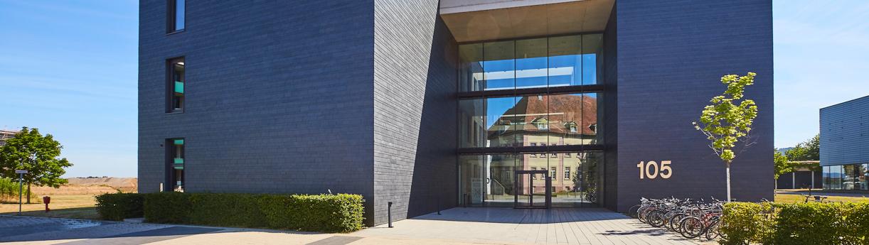 Freiburg Center for Interactive Materials and Bioinspired Technologies © University of Freiburg - Harald Neumann