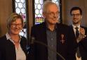Rainer Grießhammer Receives the Federal Cross of Merit